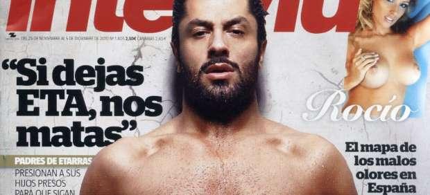 hombre desnudo integral: