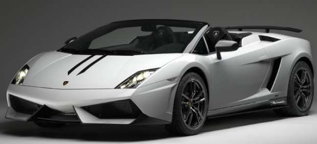 Lamborghini Gallardo Spyder Performante
