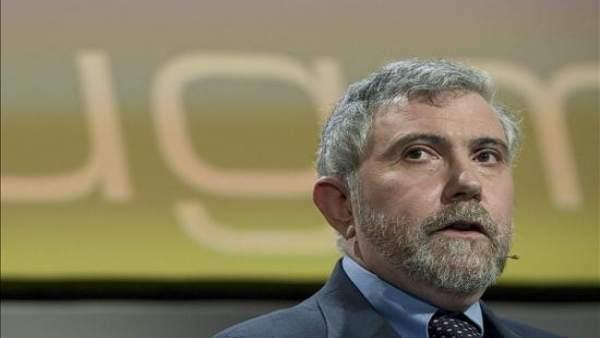 El premio Nobel de Economía de 2008, Paul Krugman