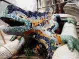 El dragón de Gaudí.