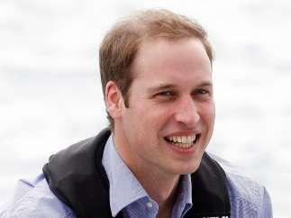 El príncipe Guillermo