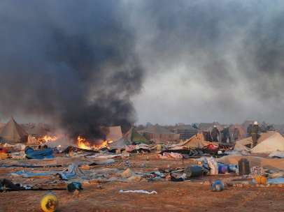 Campamento 'Gdaim Izik'