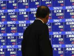 El Nikkei baja un 5,40% hasta los 16.085,44 puntos, arrastrado por las bolsas occidentales