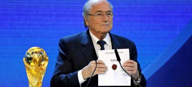 El Comité Ético de la FIFA no ve corrupción en las elecciones de los Mundiales de Rusia y Catar