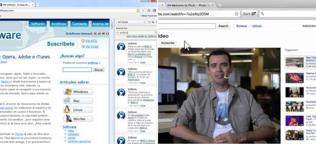 Rockmelt vs Flock: La 'batalla social' de los 'otros' navegadores de Internet