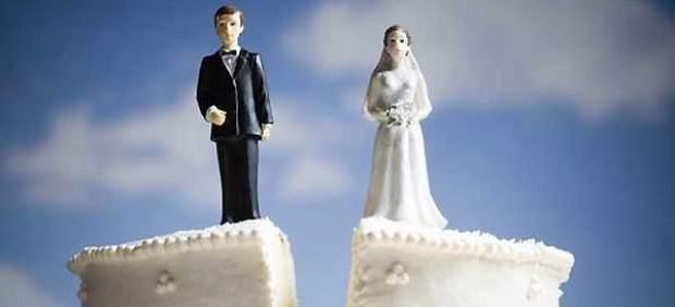 Aumentan las rupturas matrimoniales tras tres años de disminución 1825-620-282