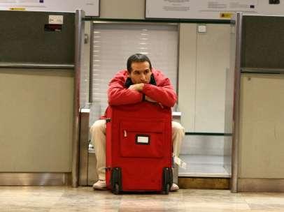 Un viajero sin vuelo