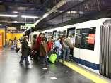 Vuelta en Metro