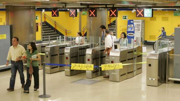 Estación de Metro de Callao