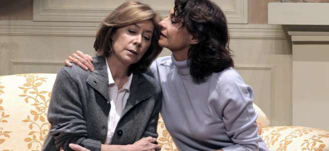 Fiorella Faltoyano y Cristina Higueras
