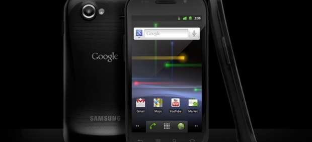Google anuncia Nexus S, su nuevo teléfono móvil