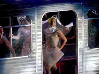 Lady Gaga, en Barcelona