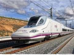 Un tren de AVE
