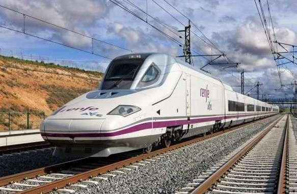 Renfe estima que el 'megacontrato' de trenes AVE generará ... - photo#12