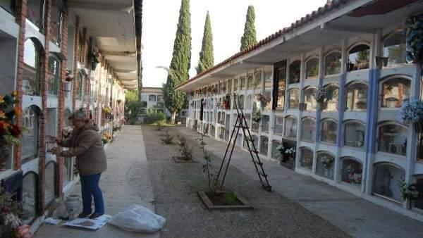 Cementerio de Fraga (Huesca)