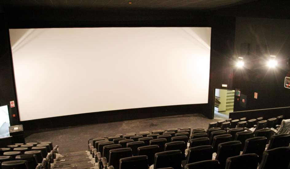 Las salas de cine espa olas recaudaron 645 millones en - Fotos de salas de cine ...