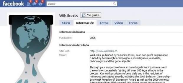 Facebook y Twitter cancelan las cuentas de los que promueven ciberataques por WikiLeaks