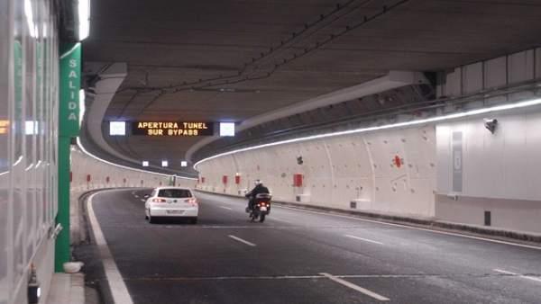 Túneles de la M-30