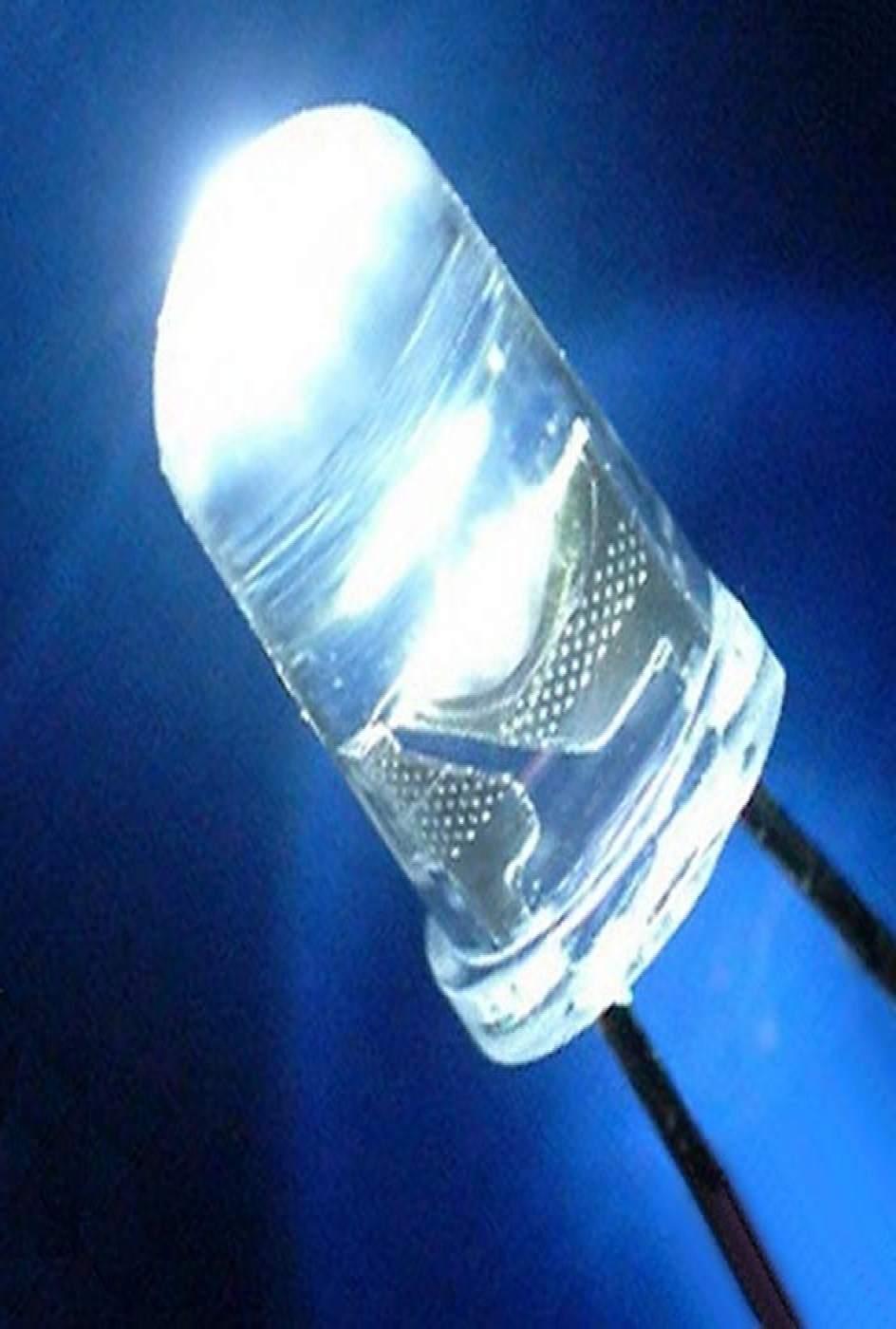 Image gallery luces led blancas - Que es la luz led ...