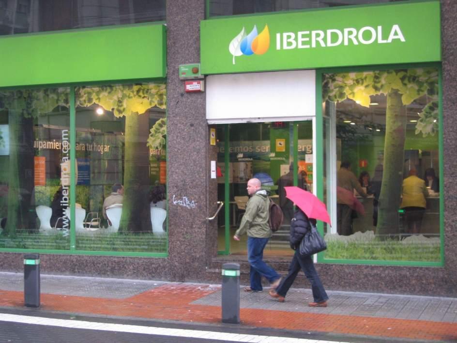 Competencia multa a iberdrola con 25 millones de euros por for Oficinas de iberdrola en alicante