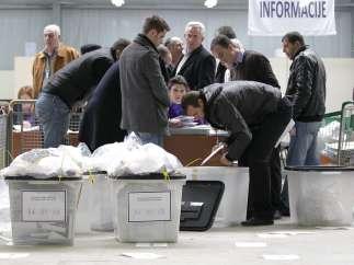 Elecciones en Kosovo