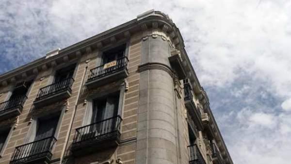 Edificio de pisos