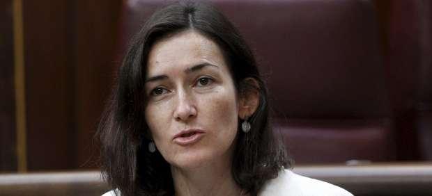 La ministra de Cultura, �ngeles Gonz�lez-Sinde