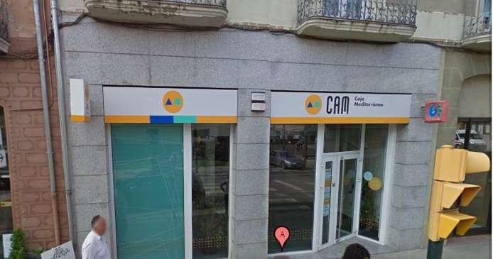 Bruselas autoriza la ayuda p blica para la venta de la cam for Oficinas sabadell cam en valencia