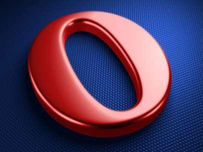 Logotipo de Opera