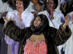 Aretha Franklin, en estado muy grave