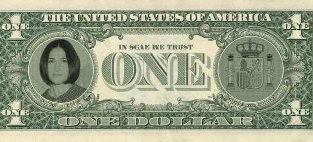 Billete de dólar