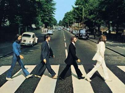 Portada del Abbey Road de los Beatles