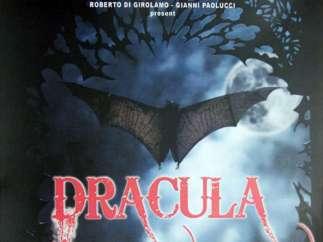 Poster de 'Dracula 3D'