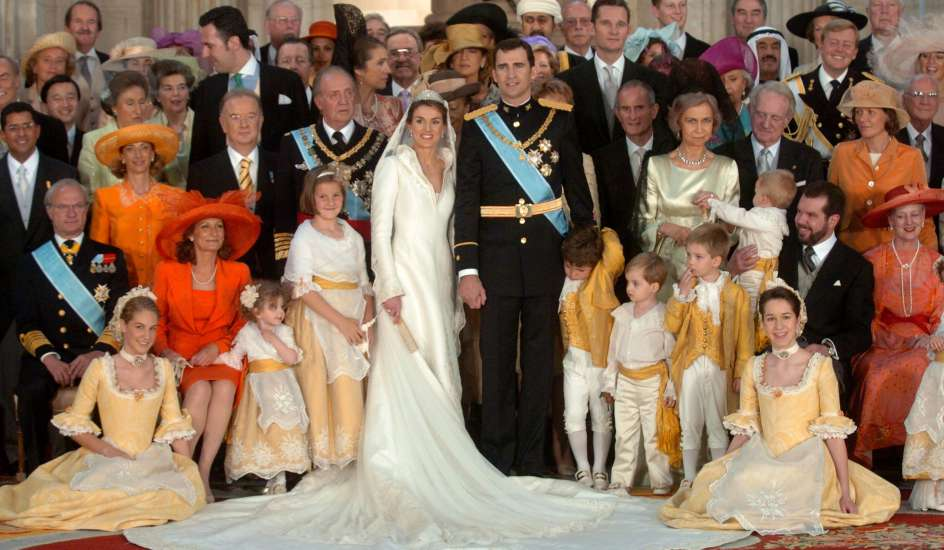La boda de los Príncipes