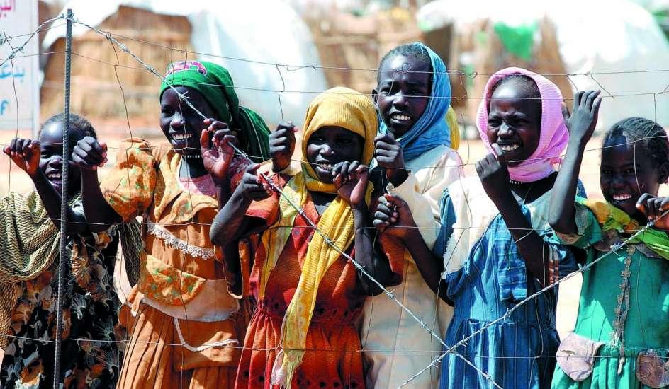 Genocidio de Darfur