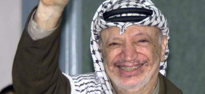 Muerte de Yasser Arafat
