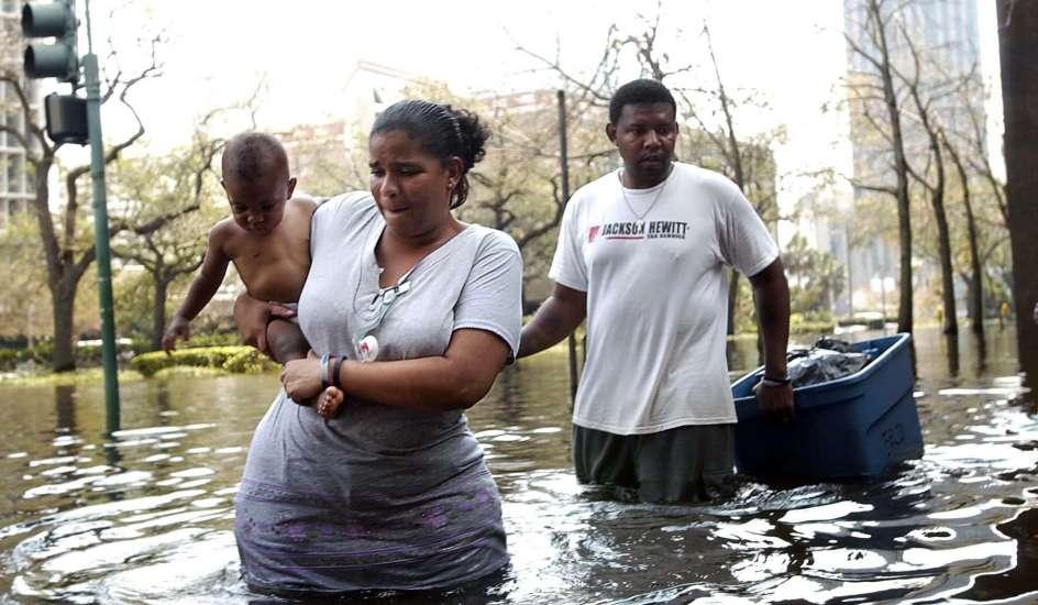 La tragedia del Katrina