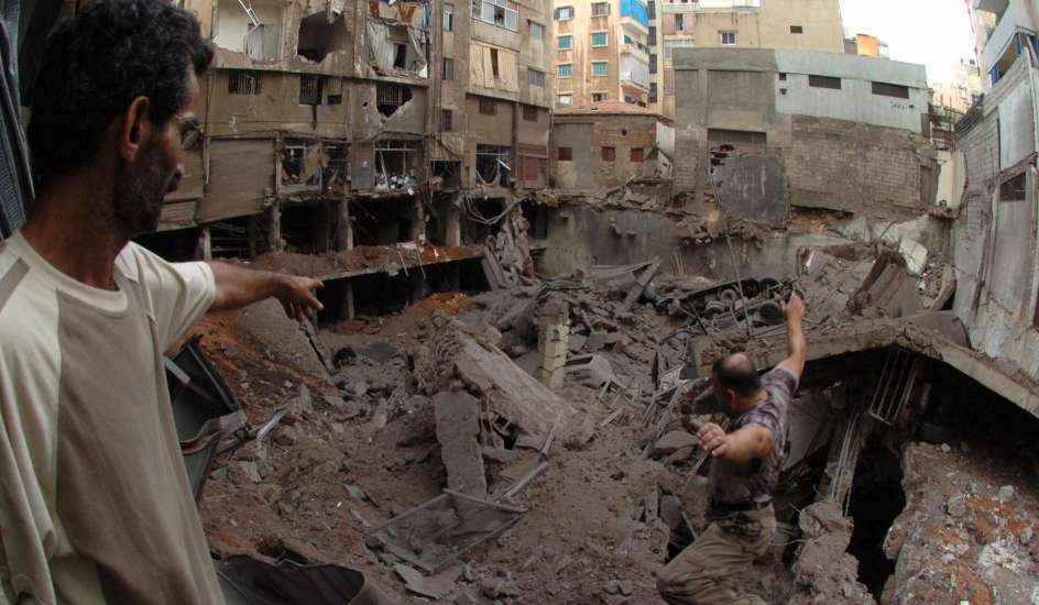 La guerra en el Líbano de 2006
