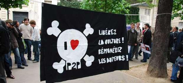 El Gobierno francés tumbará la ley Hadopi, creada por Sarkozy para combatir la piratería
