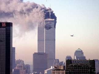 El atentado contra las Torres Gemelas