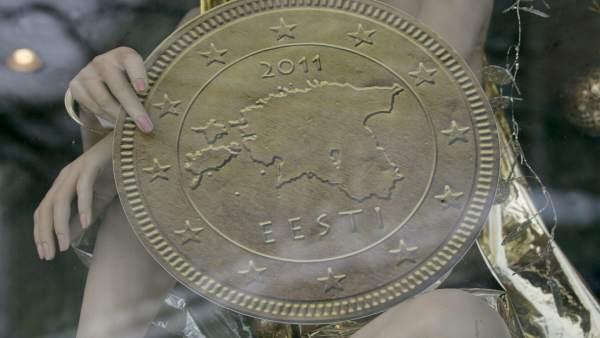 El euro llega a Estonia