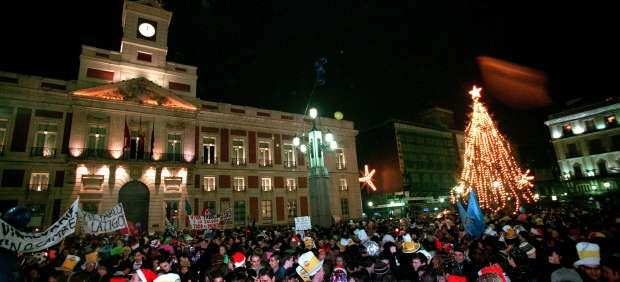 Nochevieja en España: el año se despide entre uvas y burbujas