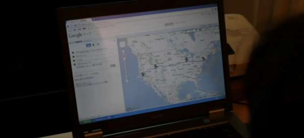Cruzar EE UU con Google Street View: 90 horas y 104.000 clics