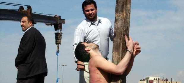Castigo en Irán