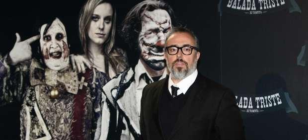 Álex de la Iglesia dimitirá tras la gala de los Goya por su desacuerdo con la ley Sinde