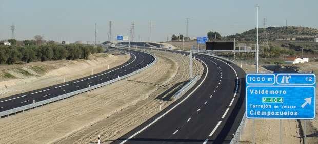 Las autopistas rescatadas por el Gobierno serán gratis de doce de la noche a seis de la mañana
