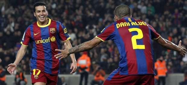 Pedro y Alves