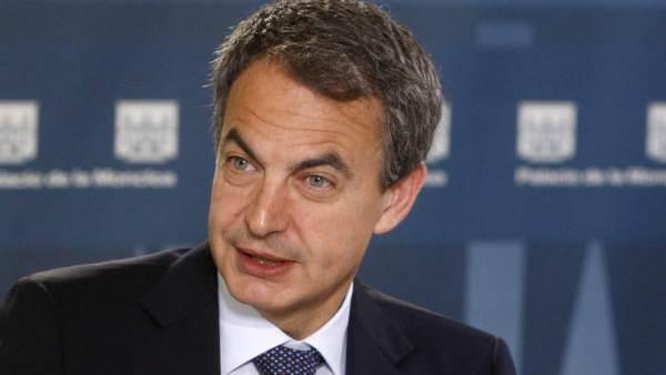 Zapatero en Onda Cero