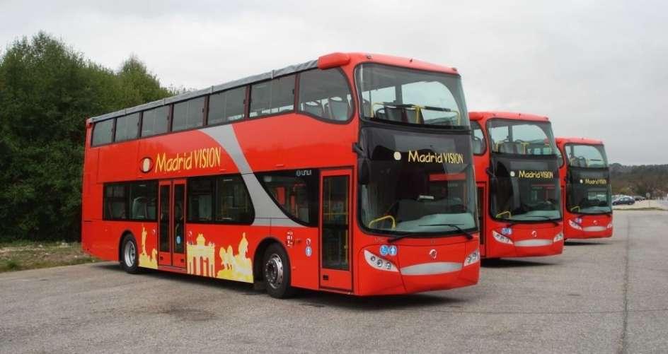 Los nuevos autobuses tur sticos de madrid ampl an sus for Piso turistico madrid