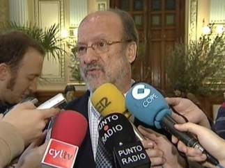 El alcalde de Valladolid